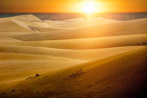 Freedom「Sunrise in Gran Canarias」:スマホ壁紙(18)