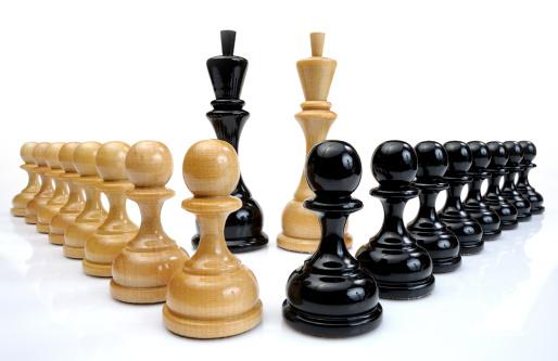 Battle「Chessmen」:スマホ壁紙(7)