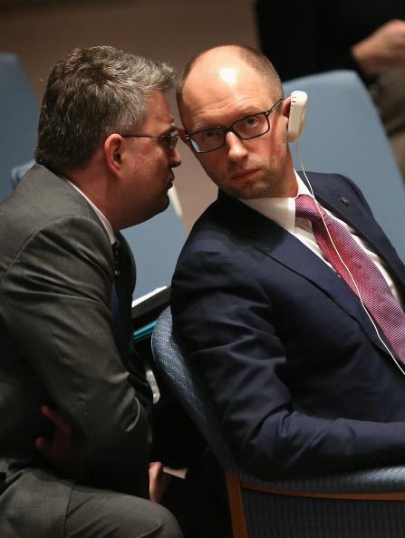 Russian Military「Ukrainian Prime Minister Arseniy Yatsenyuk Addresses UN Security Council」:写真・画像(2)[壁紙.com]