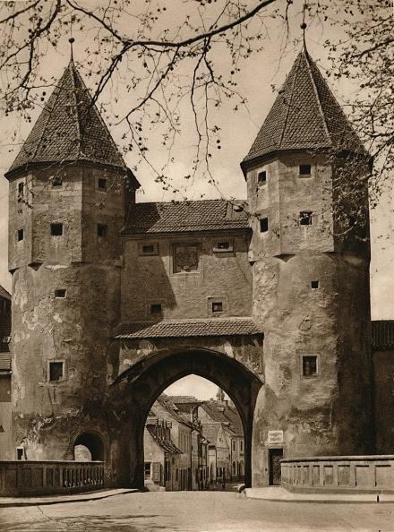 Circa 14th Century「Amberg. Nabburger Tor, 1931」:写真・画像(8)[壁紙.com]