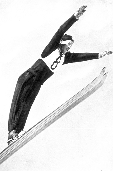 Skiing「Birger Ruud」:写真・画像(1)[壁紙.com]