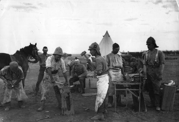 Reinhold Thiele「Army Forge」:写真・画像(2)[壁紙.com]