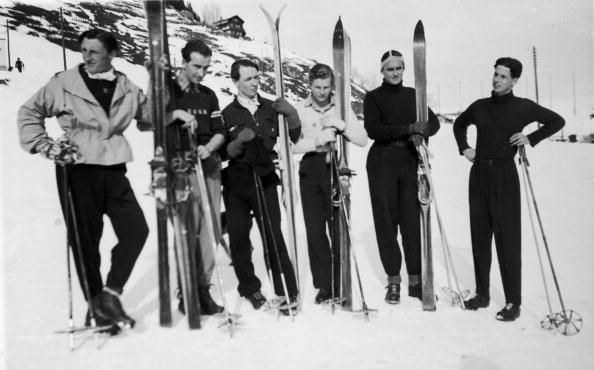 Skiing「British Ski Team」:写真・画像(6)[壁紙.com]