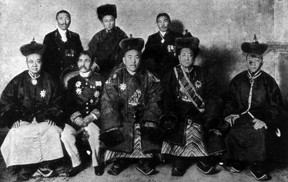 Traditional Clothing「Mongolian Deputation」:写真・画像(4)[壁紙.com]