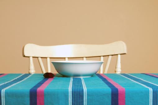 Empty Bowl「Empty breakfast setting」:スマホ壁紙(9)