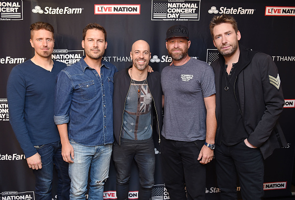 ニッケルバック「Live Nation Celebrates The 3rd Annual National Concert Day」:写真・画像(4)[壁紙.com]