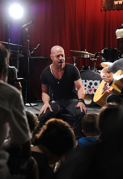Larry Busacca「Daughtry Films A Starburst Presents: VEVO GO Show Dedicated To Music Education」:写真・画像(13)[壁紙.com]