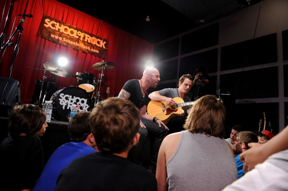 Larry Busacca「Daughtry Films A Starburst Presents: VEVO GO Show Dedicated To Music Education」:写真・画像(14)[壁紙.com]