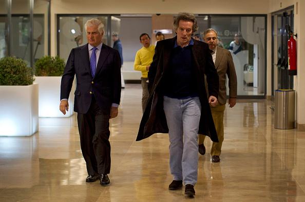 Stuart C「Visits To Duchess of Alba At Hospital In Seville」:写真・画像(5)[壁紙.com]
