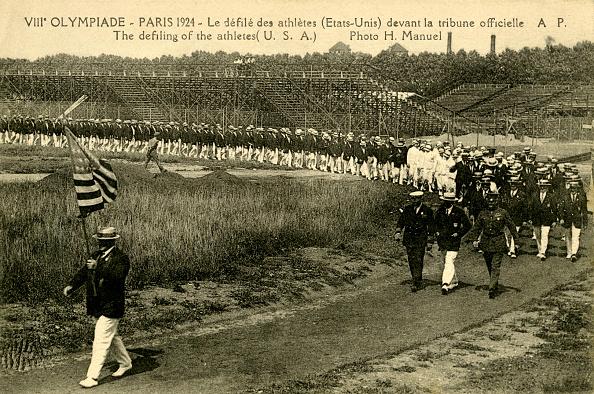 オリンピック「Olympics Parade 1924  Paris France」:写真・画像(15)[壁紙.com]