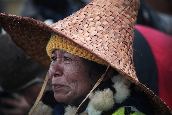 Indigenous Culture「Protests Continue At Standing Rock Sioux Reservation Over Dakota Pipeline Access Project」:写真・画像(9)[壁紙.com]