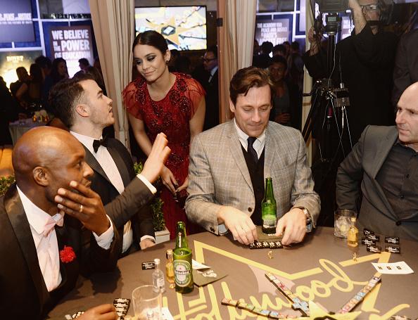 ヴァネッサ・ハジェンズ「7th Annual Hollywood Domino And Bovet 1822 Gala Benefiting Artists For Peace And Justice」:写真・画像(0)[壁紙.com]