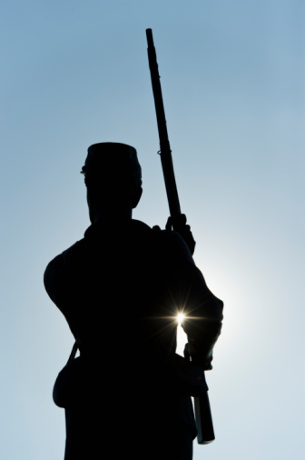 Daniel Gi「11th Pennsylvania infantry statue」:スマホ壁紙(4)