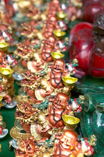 Gift Shop「Thailand, Bangkok, souvenirs, close-up」:スマホ壁紙(18)