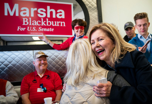 Tennessee「GOP Senate Candidate Marsha Blackburn Campaigns In Tennessee」:写真・画像(19)[壁紙.com]