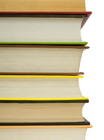 Manuscript「Stack of books」:スマホ壁紙(9)