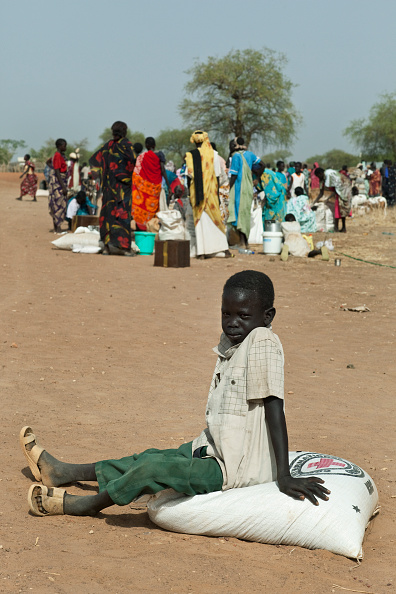 Tom Stoddart Archive「Farming Aid To South Sudan」:写真・画像(4)[壁紙.com]