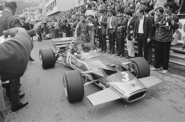 Victor Blackman「1970 Monaco Grand Prix」:写真・画像(18)[壁紙.com]