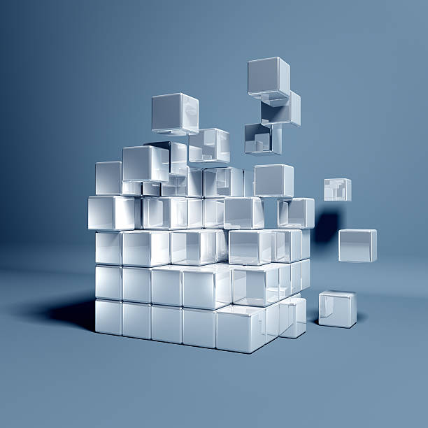 Cubes:スマホ壁紙(壁紙.com)