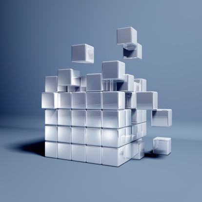 Shape「Cubes」:スマホ壁紙(15)