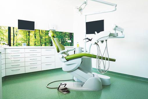 Computer「空の検査室の歯科医院」:スマホ壁紙(16)