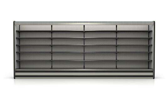 Shelf「Dairy Case Refrigerated Store Shelves - Retail Environment」:スマホ壁紙(14)