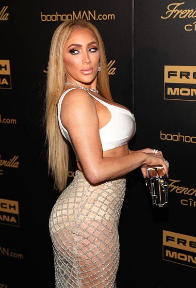 Vanilla「CIROC French Vanilla Celebrates French Montana's Birthday in Beverly Hills」:写真・画像(14)[壁紙.com]
