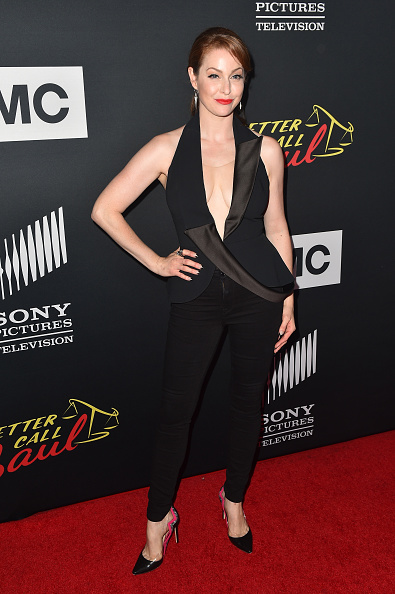 "Black Jeans「AMC's ""Better Call Saul"" Season 4 Premiere - Arrivals」:写真・画像(3)[壁紙.com]"