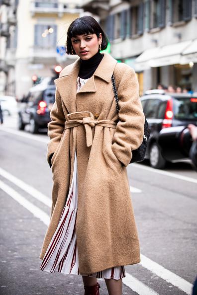 ストリートスナップ「Ermanno Scervino - Street Style - Milan Fashion Week 2019」:写真・画像(11)[壁紙.com]