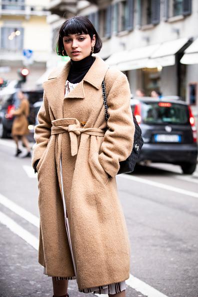 ストリートスナップ「Ermanno Scervino - Street Style - Milan Fashion Week 2019」:写真・画像(9)[壁紙.com]