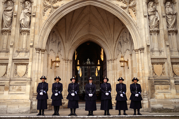 Tradition「The Metropolitan Police Service Celebrates 100 Years Of Women In The Force」:写真・画像(16)[壁紙.com]