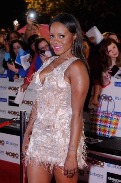 Three Quarter Length「MOBO Awards 2011 - Outside Arrivals」:写真・画像(10)[壁紙.com]