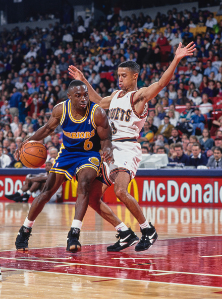 Chris Jackson「Golden State Warriors vs Denver Nuggets」:写真・画像(19)[壁紙.com]