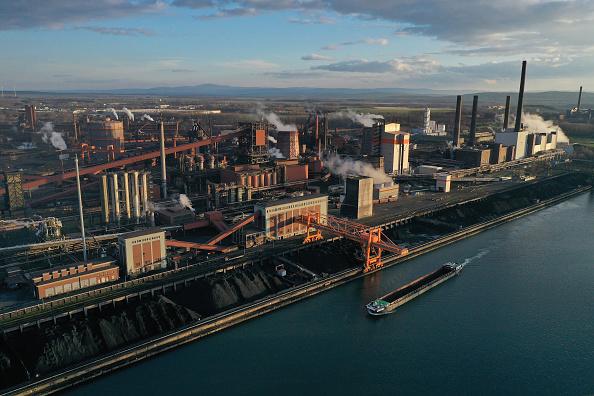 Industry「Steel Production At Salzgitter AG」:写真・画像(11)[壁紙.com]