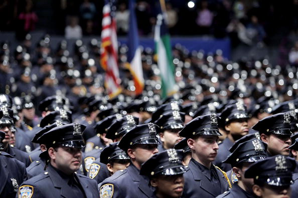 Concentration「A New Class Of NYPD Recruits Graduates」:写真・画像(6)[壁紙.com]