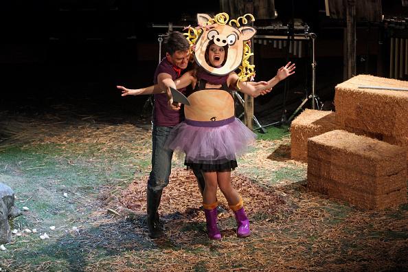 Juilliard School「Gloria - A Pig Tale」:写真・画像(12)[壁紙.com]