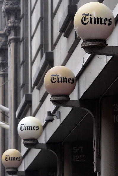 AIG「Former AIG Head Reportedly Considering New York Times Takeover」:写真・画像(18)[壁紙.com]