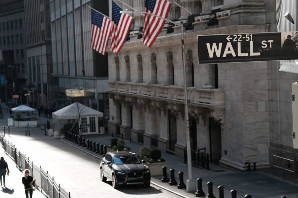 Dow Jones Industrial Average Passes 30,000 For The First Time:ニュース(壁紙.com)