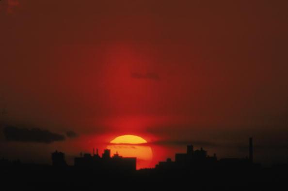 Sunset「NYC Skyline At Sunset」:写真・画像(17)[壁紙.com]