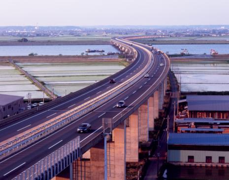 Katori City「Higashi Kanto Expressway, Katori, Chiba, Japan」:スマホ壁紙(18)