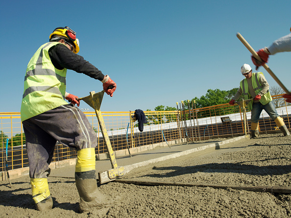 Concrete「Men levelling concrete」:写真・画像(13)[壁紙.com]