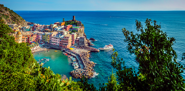 La Spezia「Vernazza Cinque Terre」:スマホ壁紙(12)