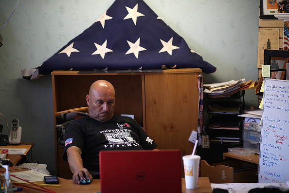 Baja California Norte「Deported Veterans Support House Assists Veterans Living In Mexico」:写真・画像(4)[壁紙.com]