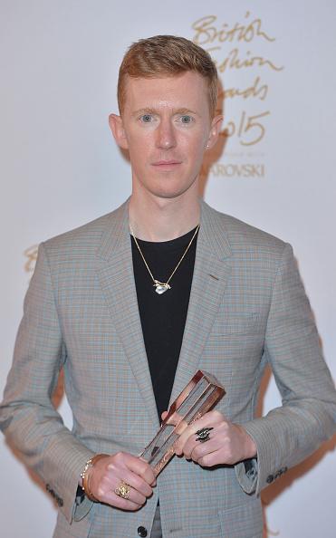 London Coliseum「British Fashion Awards 2015 - Winners Room」:写真・画像(6)[壁紙.com]
