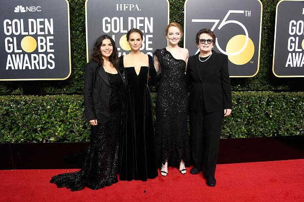 Black Color「75th Annual Golden Globe Awards - Arrivals」:写真・画像(4)[壁紙.com]