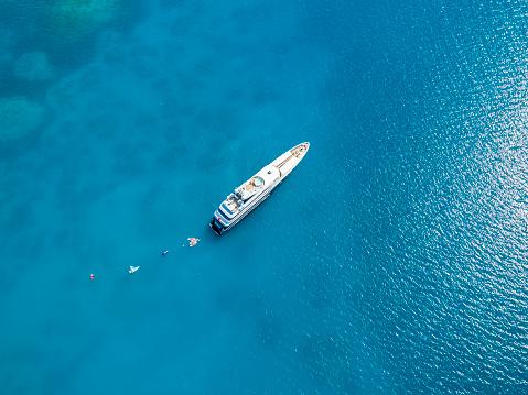 Motor Yacht「Antigua, luxury yacht」:スマホ壁紙(8)