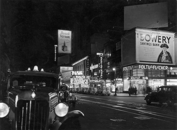 Broadway - Manhattan「Broadway At Night」:写真・画像(12)[壁紙.com]
