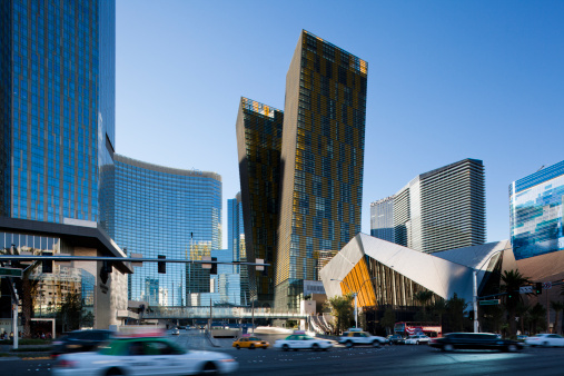 Boulevard「CityCenter at Las Vegas Boulevard」:スマホ壁紙(3)