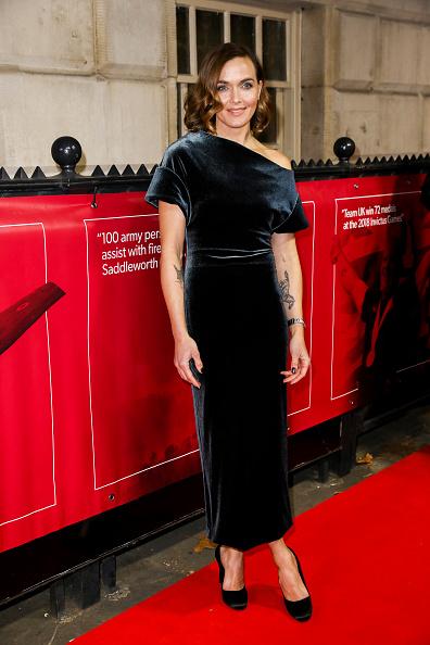 Black Shoe「The Sun Military Awards - Red Carpet Arrivals」:写真・画像(1)[壁紙.com]