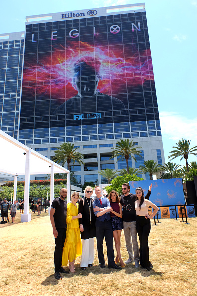 Attending「FX Networks' FXHibition at 2017 San Diego Comic Con」:写真・画像(5)[壁紙.com]